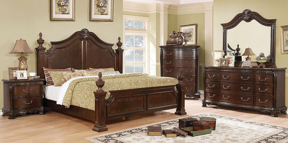 HESPEROS Bed Frame ( CM7798 )