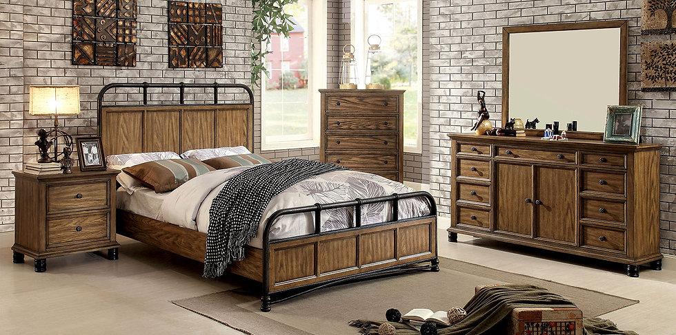 MCVILLE Bed Frame ( CM7558 )