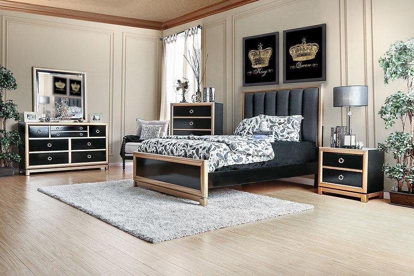 BRAUNFELS Bed Frame ( CM7263 )