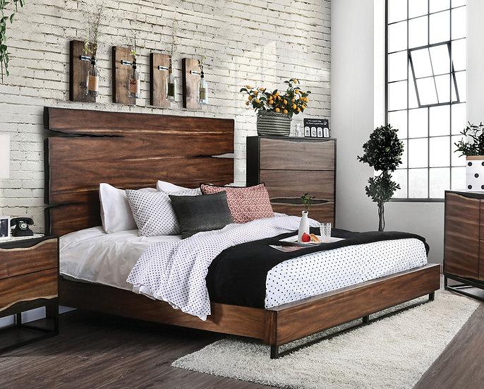 FULTON Bed Frame ( CM7363 )
