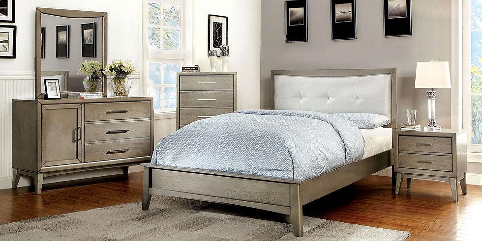 SNYDER II Bed Frame ( CM7782 )