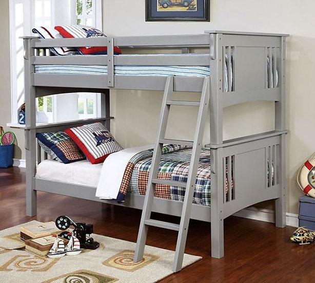 SPRING CREEK TWIN/TWIN BUNK BED | CM-BK602T