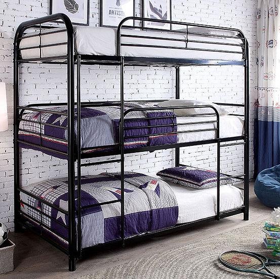 OPAL II TWIN/TWIN/TWIN BUNK BED | CM-BK937
