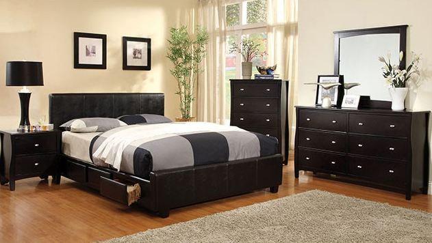 BURLINGTON Bed Frame (CM7009)