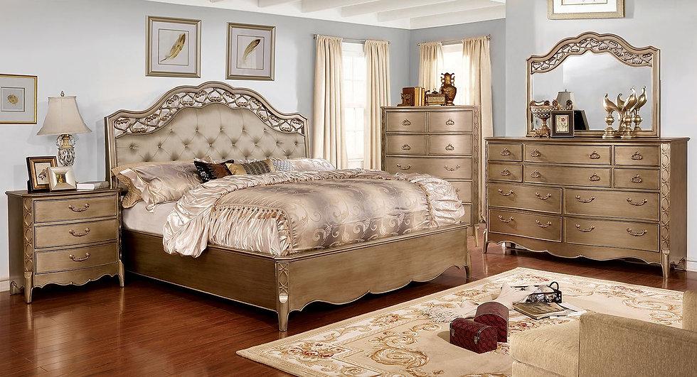 CAPELLA Bed Frame ( CM7442 )