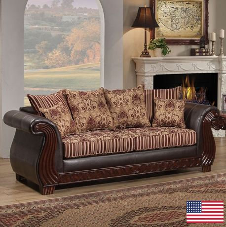 RUTHERFORD SOFA | SM6207