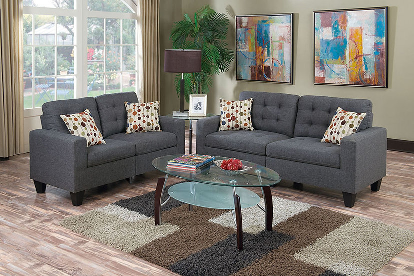 2-Pcs Sofa Set - F6904