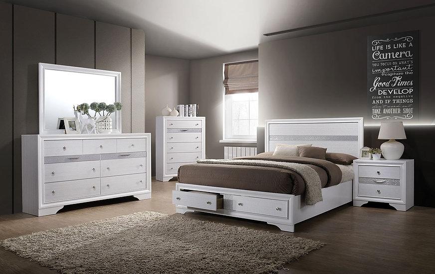 CHRISSY Bed Frame ( CM7552 )