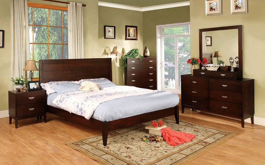 CRYSTAL LAKE Bed Frame ( CM7910 )