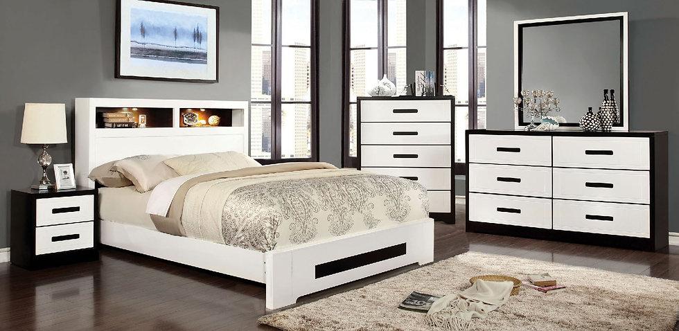 RUTGER Bed Frame ( CM7297 )