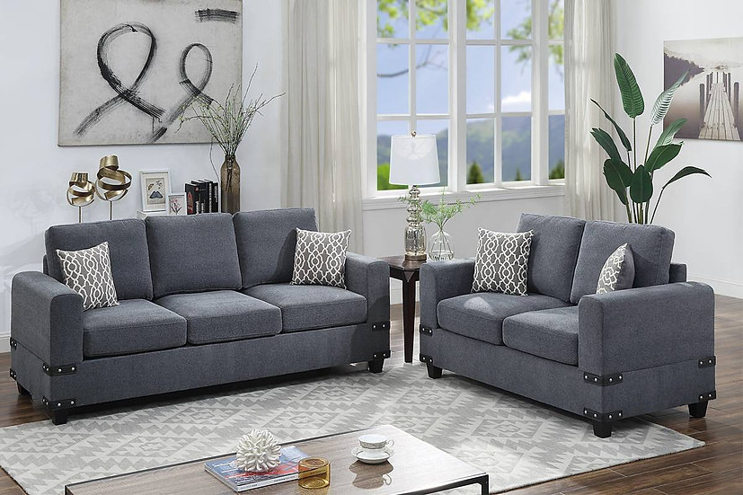 2-PCS SOFA SET - F8807