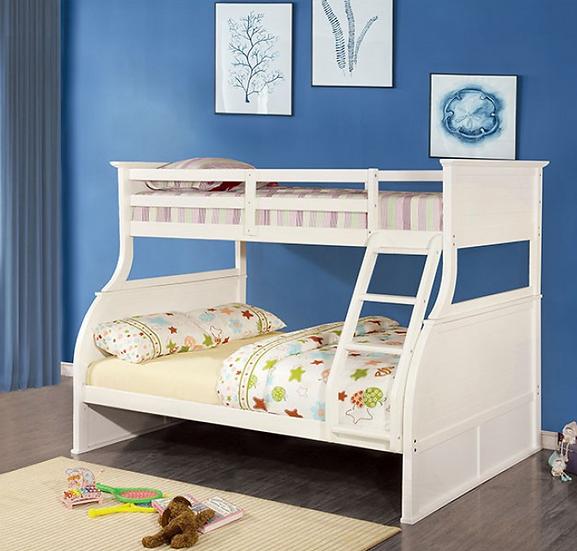 CANOVA TWIN/FULL BUNK BED   CM-BK923