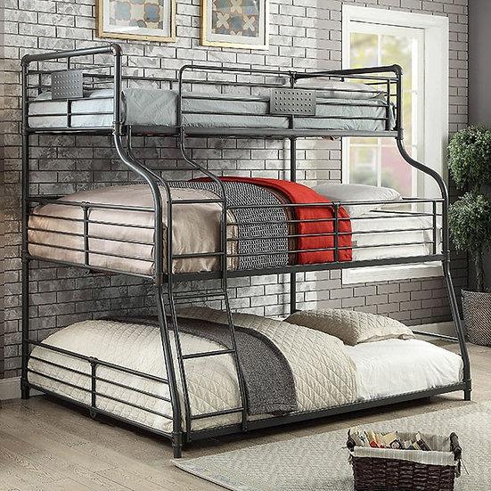 OLGA III TWIN/FULL/QUEEN BUNK BED | CM-BK918