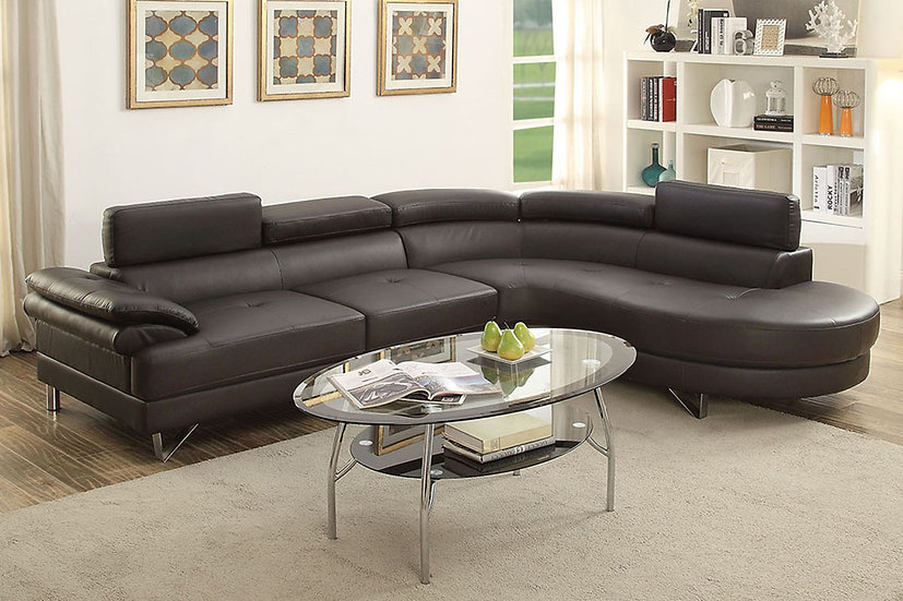 2-Pcs Sectional Sofa | F6967
