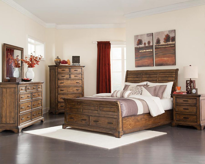 Elk Grove Bedroom set