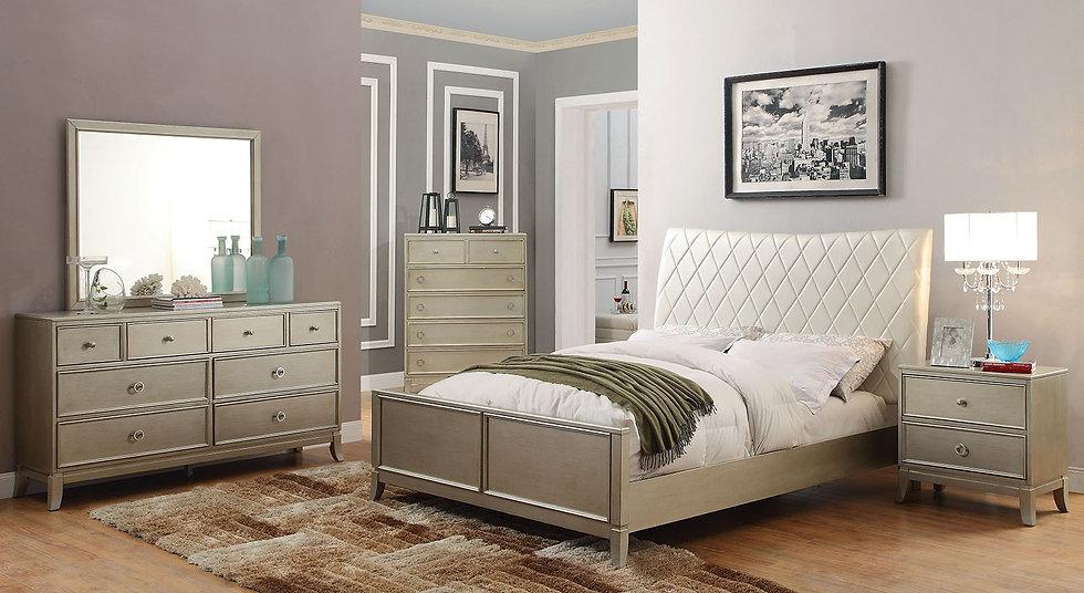 ENID Bed Frame ( CM7430 )