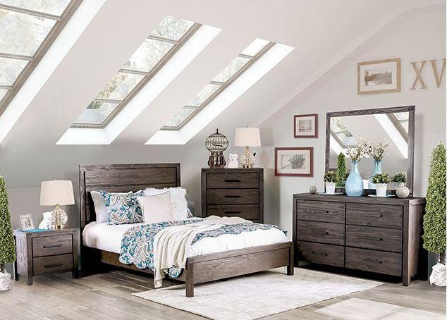 REXBURG Bed Frame ( CM7382 )