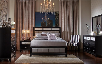 Contemporary Bedroom Ser