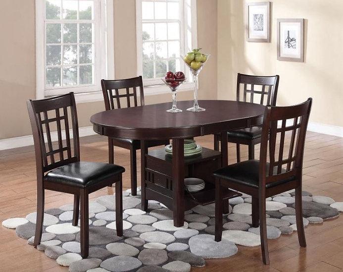 5 piece Dinning Set ( 102671-S5 )