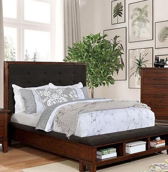 KNIGHTON Bed Frame ( CM7528 )