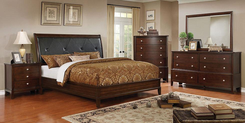 REBECCA Bed Frame ( CM7484 )
