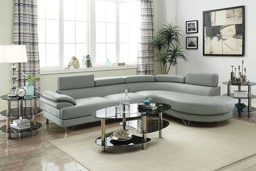 2-Pcs Sectional Sofa | F6984