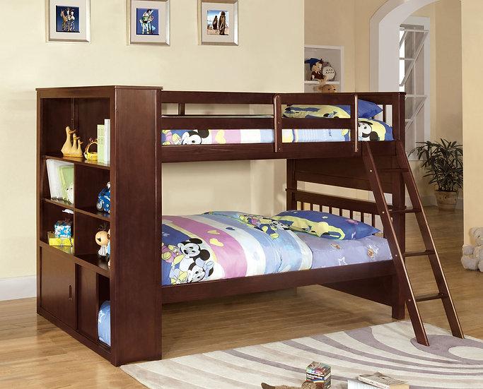 HAYDEN TWIN/TWIN BUNK BED  |  CM-BK147