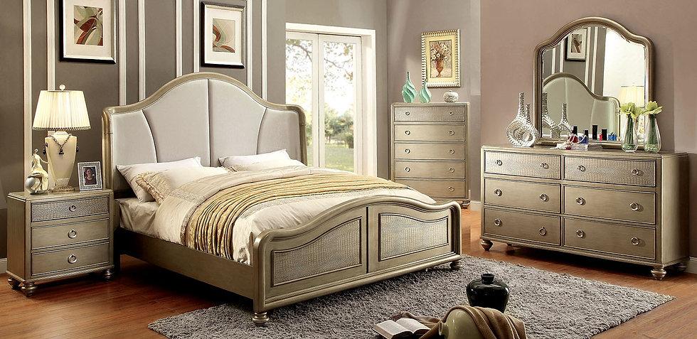 NISHA Bed Frame ( CM7091 )