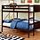 Thumbnail: ANNETTE Full/Full BUNK BED | CM-BK619