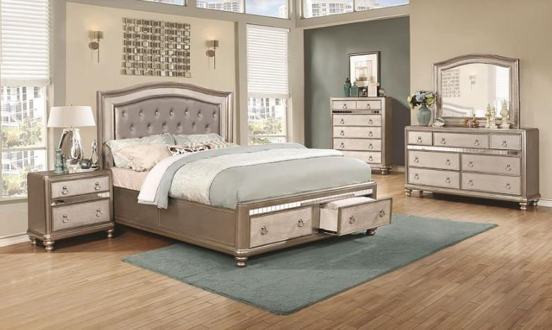 Bling Game Bedroom set