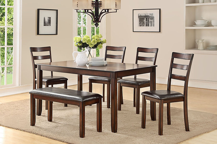 6-Pcs Dining Set - F2547