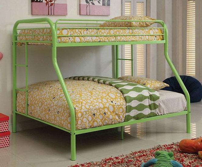 RAINBOW TWIN/FULL BUNK BED  | CM-BK1033