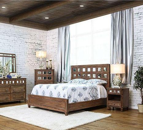 FRONTERA Bed Frame ( CM7586 )