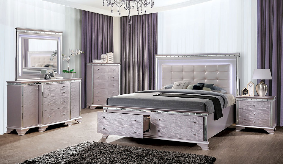 CLAUDETTE Bed Frame ( CM7972 )