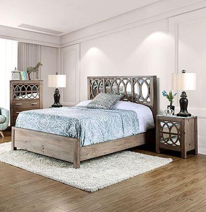 ZARAGOZA Bed Frame ( CM7585 )