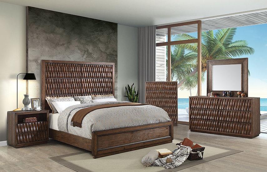 EUTROPIA Bed Frame ( CM7394 )