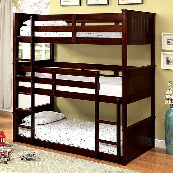 THERESE TRIPLE TWIN BED | CM-BK628