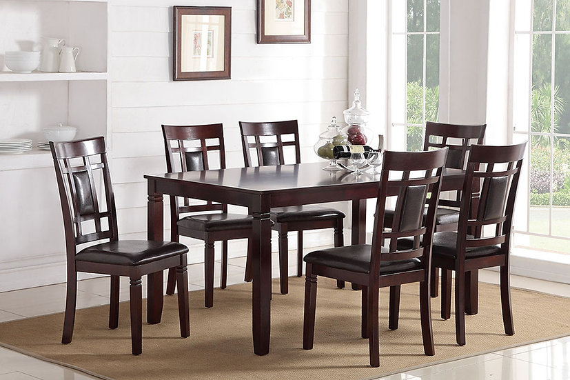 7-Pcs Dining Set - F2294