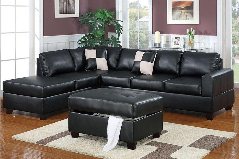 2-Pcs Sectional Sofa   F7351