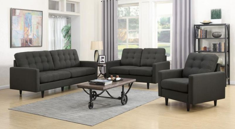 living room set 3 pieces ( 505374-S3 )