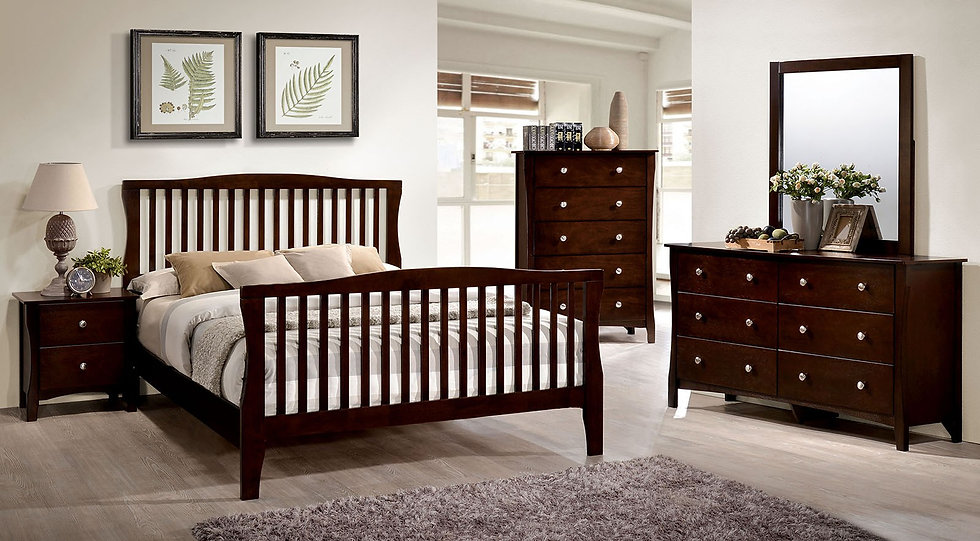 RIGGINS Bed Frame ( CM7070 )