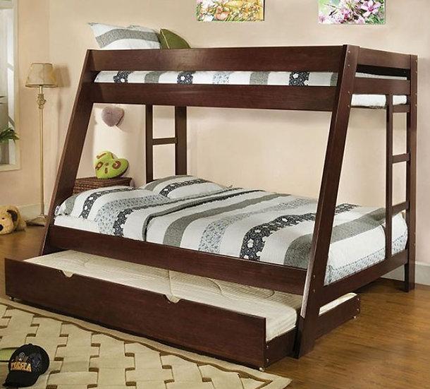 ARIZONA TWIN/TWIN BUNK BED   CM-BK358-EXP