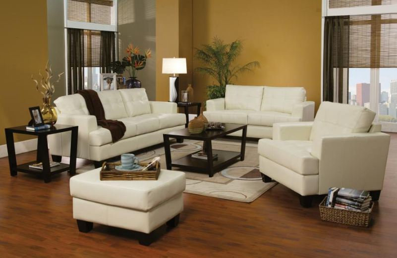 living room set 2 pieces ( 501691-S2 )