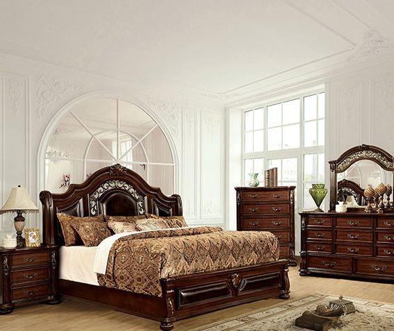 FLANDREAU Bed Frame ( CM7588 )