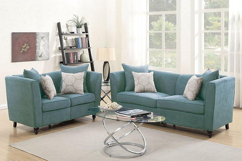 2-Pcs Sofa Set - F6897