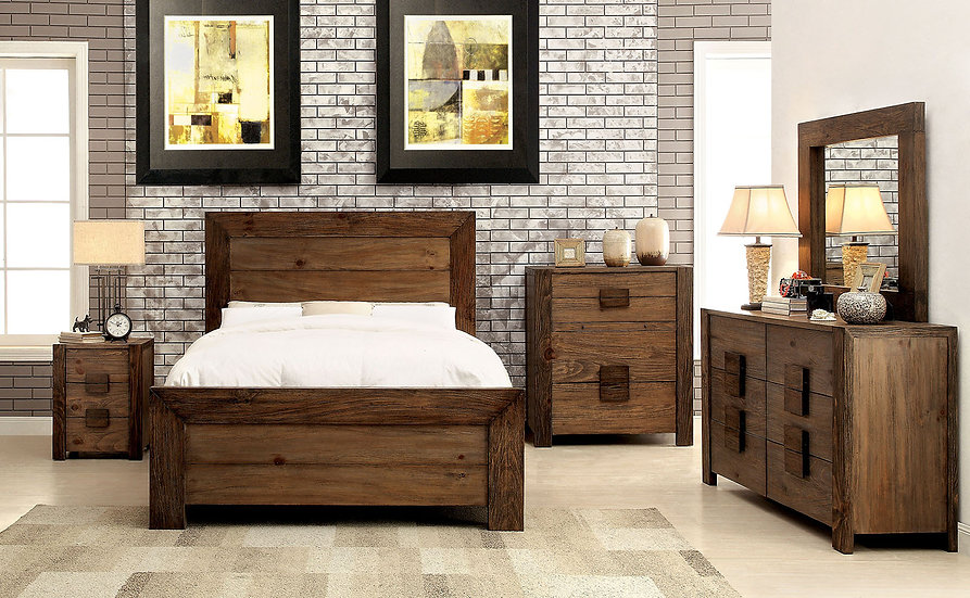 AVEIRO Bed Frame ( CM7627 )