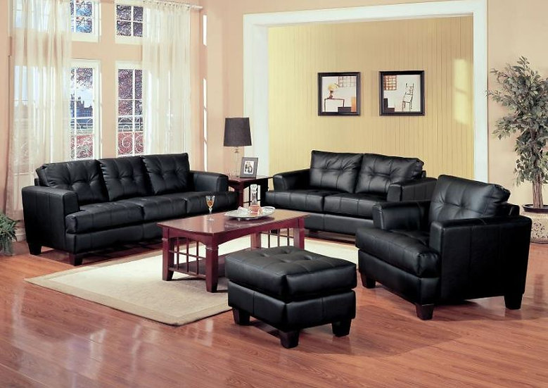 living room set 3 pieces ( 501681-S3 )