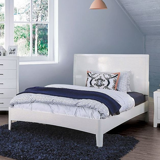 DEANNE Bed Frame ( CM7527WH )