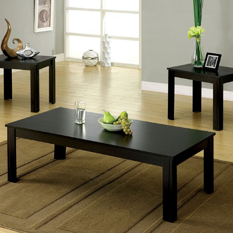 Bay Square Coffee Table Set (CM4329)