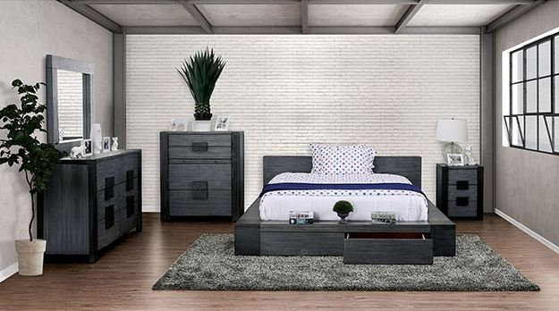 JANEIRO Bed Frame ( CM7629 )